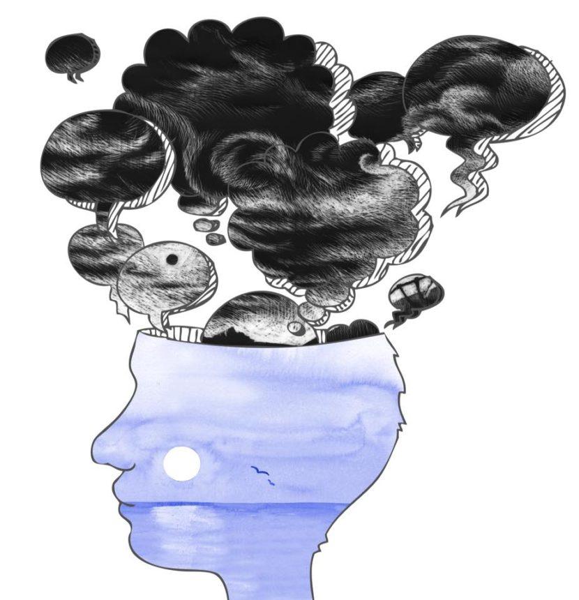 hypnnose og samtale mod tankemylder få ny bevidsthed
