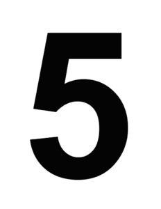 sorgens 5 faser